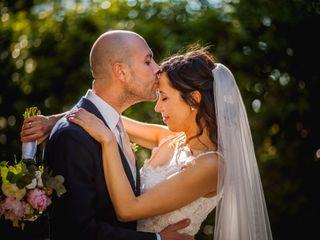 Le nozze di Giulia e Mario
