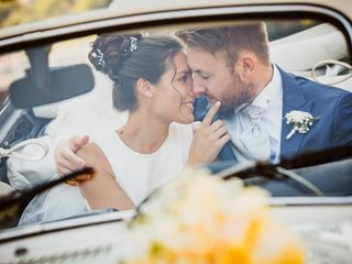 Le nozze di Cristiana e Gabriele
