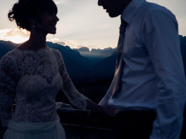 Il matrimonio di Stephen e Mariasole a Belluno, Belluno 15