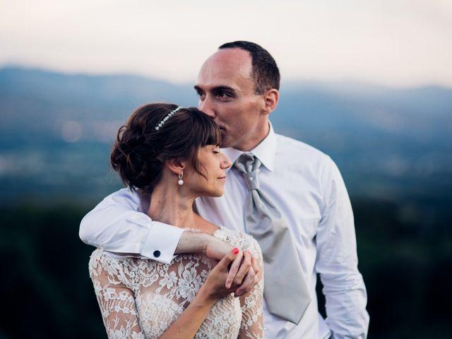 Le nozze di Mariasole e Stephen
