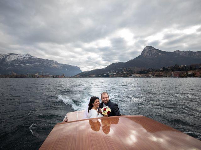 Le nozze di Ana Lucia e Giordano
