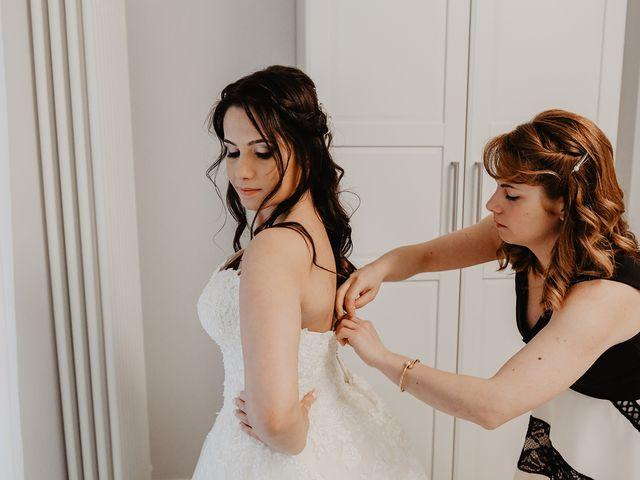 Il matrimonio di Giuseppe e Carla a Foggia, Foggia 10