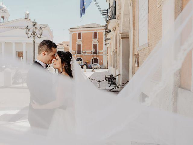 Il matrimonio di Giuseppe e Carla a Foggia, Foggia 34