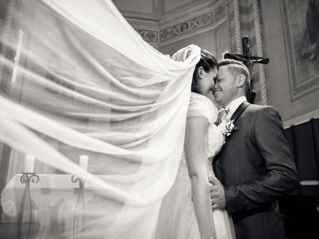 Il matrimonio di Paolo e Emanuela a Campodarsego, Padova 32