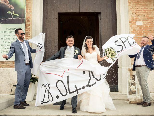 Il matrimonio di Paolo e Emanuela a Campodarsego, Padova 35