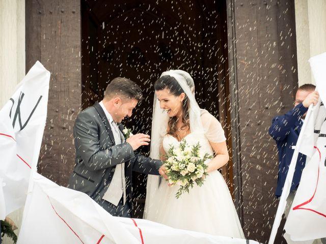 Il matrimonio di Paolo e Emanuela a Campodarsego, Padova 36