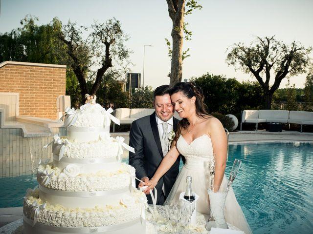 Il matrimonio di Paolo e Emanuela a Campodarsego, Padova 57