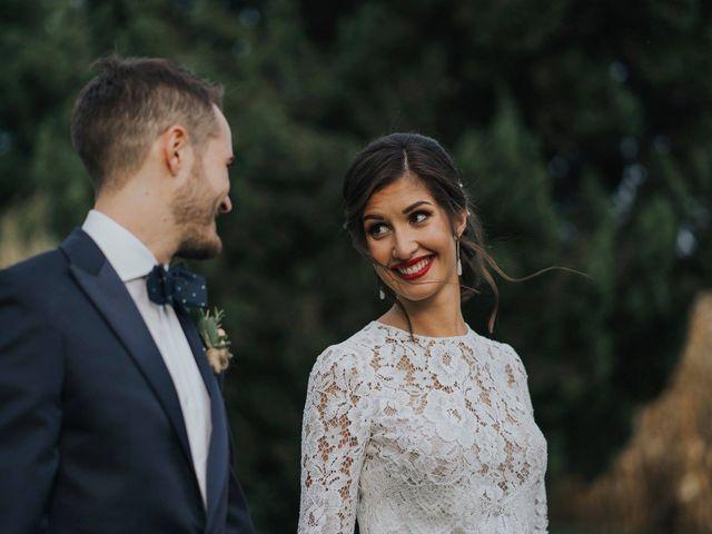 le nozze di Deborah e Niklas