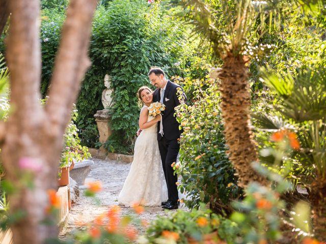 le nozze di Maria Rosa e Salvo