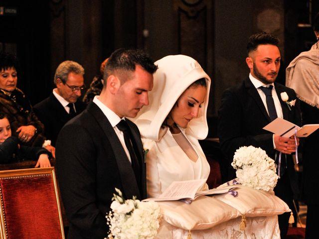 Il matrimonio di Emanuele e Sara a Bergamo, Bergamo 16