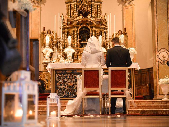 Il matrimonio di Emanuele e Sara a Bergamo, Bergamo 20