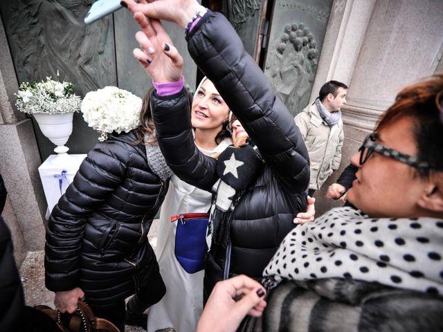 Il matrimonio di Emanuele e Sara a Bergamo, Bergamo 22