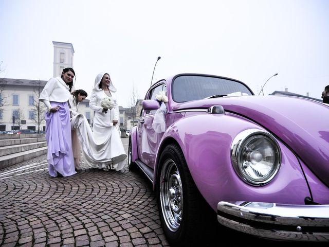 Il matrimonio di Emanuele e Sara a Bergamo, Bergamo 23