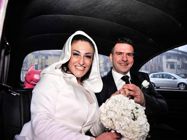 Il matrimonio di Emanuele e Sara a Bergamo, Bergamo 24