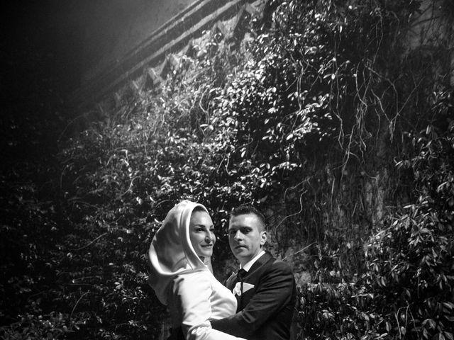 Il matrimonio di Emanuele e Sara a Bergamo, Bergamo 35