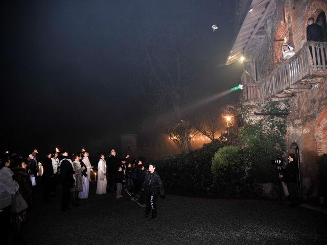 Il matrimonio di Emanuele e Sara a Bergamo, Bergamo 49