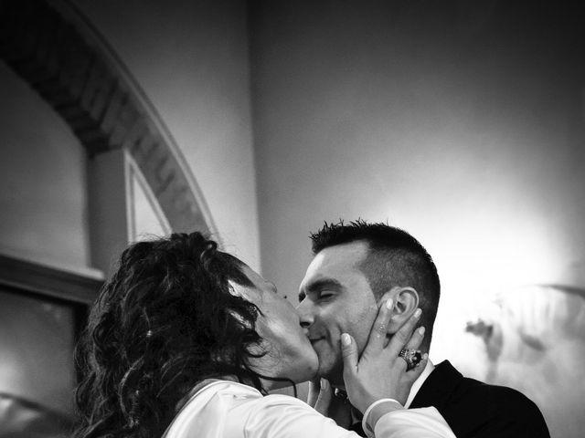 Il matrimonio di Emanuele e Sara a Bergamo, Bergamo 50