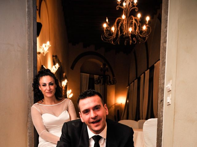 Il matrimonio di Emanuele e Sara a Bergamo, Bergamo 61
