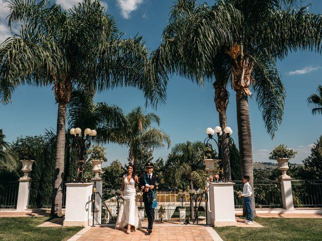 Il matrimonio di Epifanio e Tiziana a Assoro, Enna 23