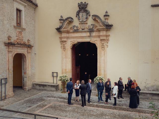 Il matrimonio di Pietro e Raffaella a Carolei, Cosenza 8