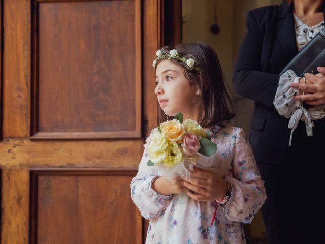 Il matrimonio di Pietro e Raffaella a Carolei, Cosenza 10