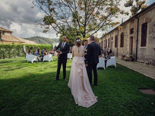 Il matrimonio di Pietro e Raffaella a Carolei, Cosenza 20