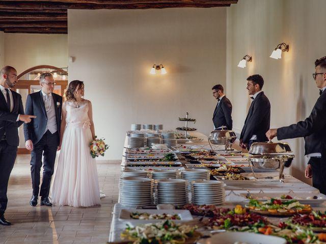 Il matrimonio di Pietro e Raffaella a Carolei, Cosenza 22