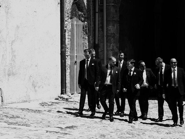 Il matrimonio di Calogero e Emanuela a Caltavuturo, Palermo 1