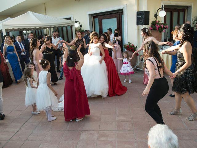 Il matrimonio di Rosario e Natalina a Bovalino, Reggio Calabria 9