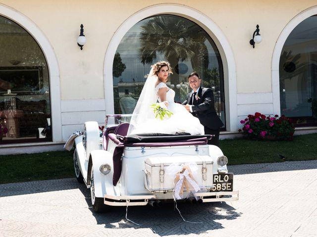 Il matrimonio di Rosario e Natalina a Bovalino, Reggio Calabria 30