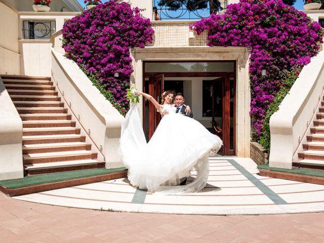 Il matrimonio di Rosario e Natalina a Bovalino, Reggio Calabria 2