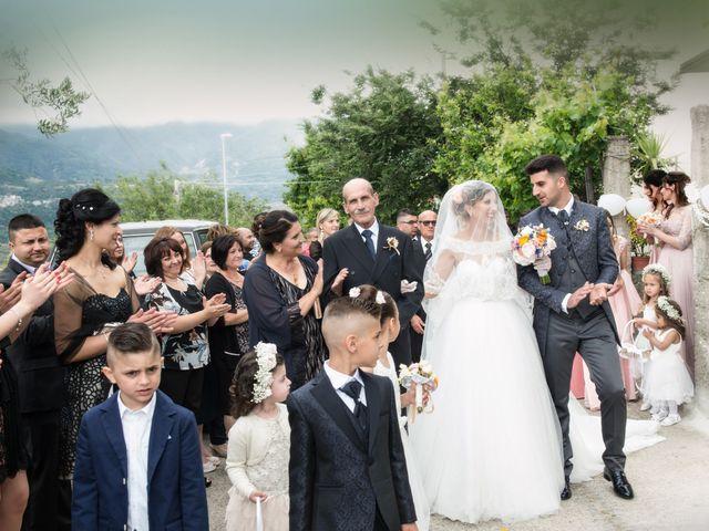 Il matrimonio di Rosario e Natalina a Bovalino, Reggio Calabria 34