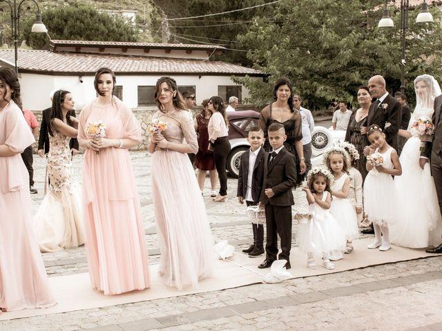 Il matrimonio di Rosario e Natalina a Bovalino, Reggio Calabria 36
