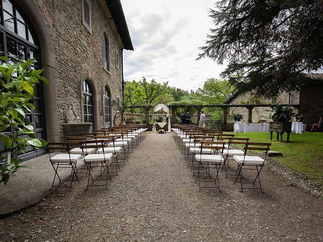 Il matrimonio di Corey e Carlotta a Barberino di Mugello, Firenze 32