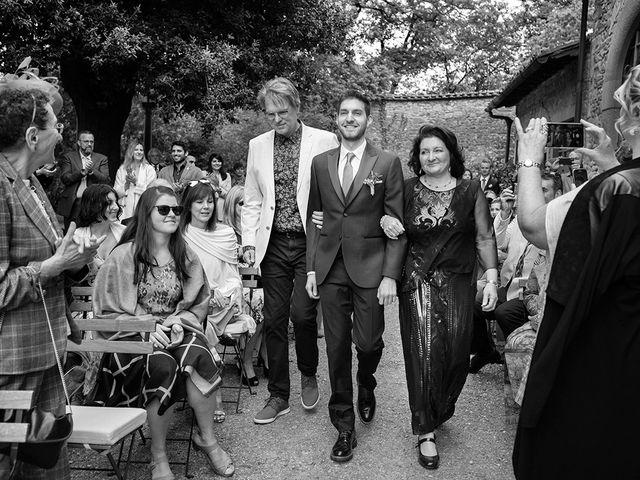 Il matrimonio di Corey e Carlotta a Barberino di Mugello, Firenze 36
