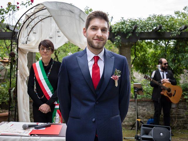 Il matrimonio di Corey e Carlotta a Barberino di Mugello, Firenze 38