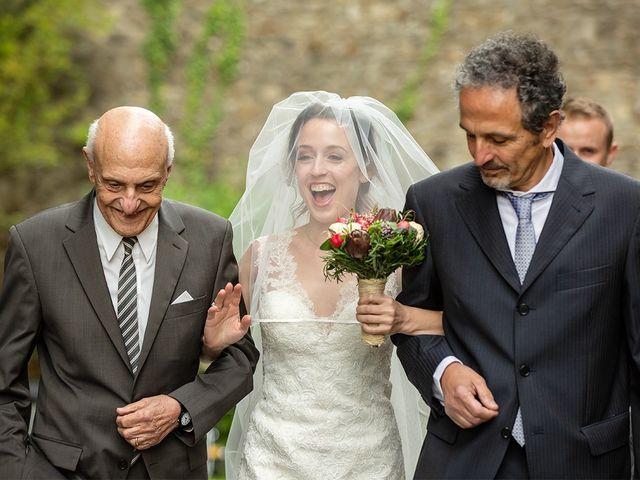 Il matrimonio di Corey e Carlotta a Barberino di Mugello, Firenze 41