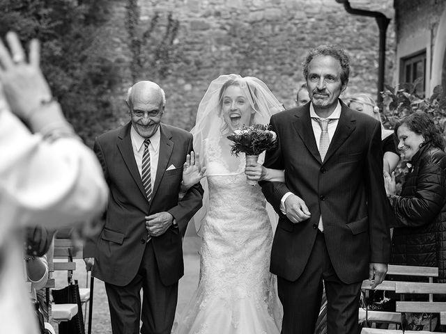 Il matrimonio di Corey e Carlotta a Barberino di Mugello, Firenze 42