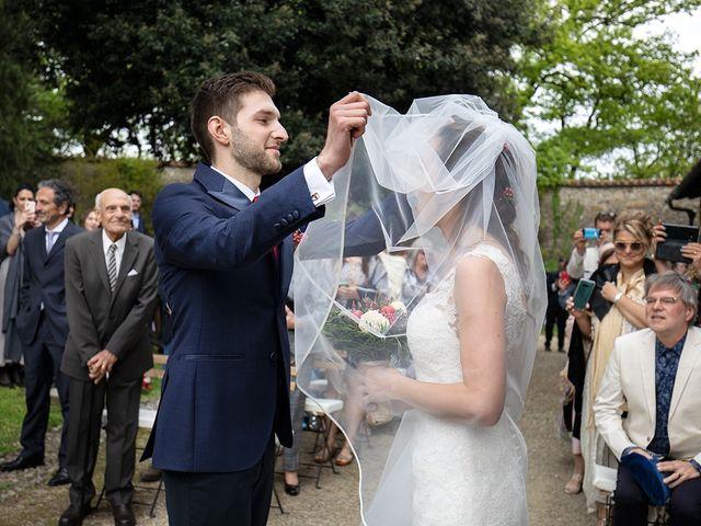 Il matrimonio di Corey e Carlotta a Barberino di Mugello, Firenze 43