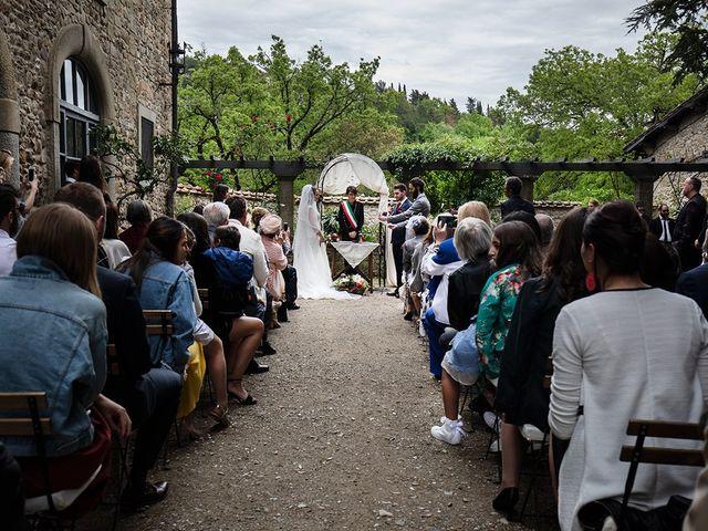 Il matrimonio di Corey e Carlotta a Barberino di Mugello, Firenze 44