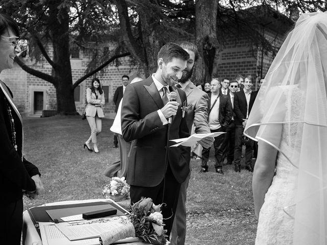 Il matrimonio di Corey e Carlotta a Barberino di Mugello, Firenze 45