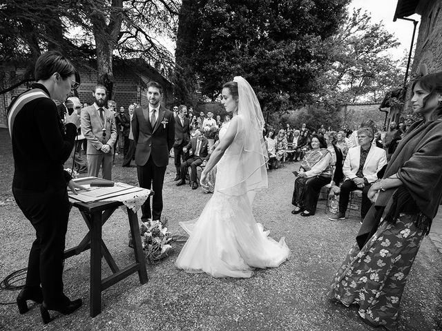 Il matrimonio di Corey e Carlotta a Barberino di Mugello, Firenze 47