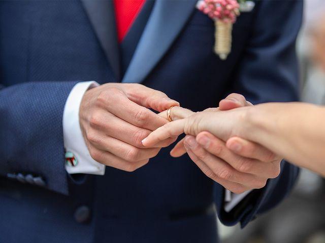 Il matrimonio di Corey e Carlotta a Barberino di Mugello, Firenze 58
