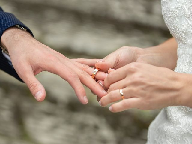 Il matrimonio di Corey e Carlotta a Barberino di Mugello, Firenze 59