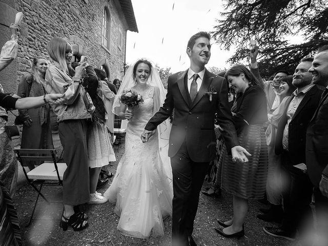 Il matrimonio di Corey e Carlotta a Barberino di Mugello, Firenze 66