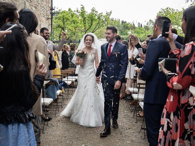 Il matrimonio di Corey e Carlotta a Barberino di Mugello, Firenze 67