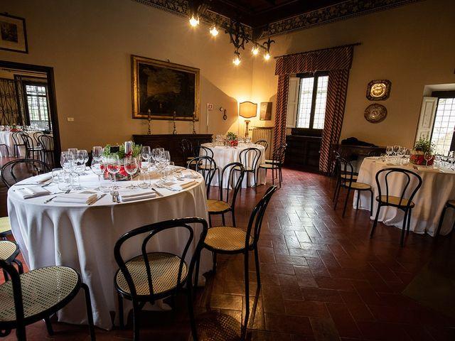 Il matrimonio di Corey e Carlotta a Barberino di Mugello, Firenze 73