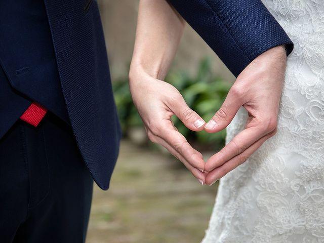 Il matrimonio di Corey e Carlotta a Barberino di Mugello, Firenze 1