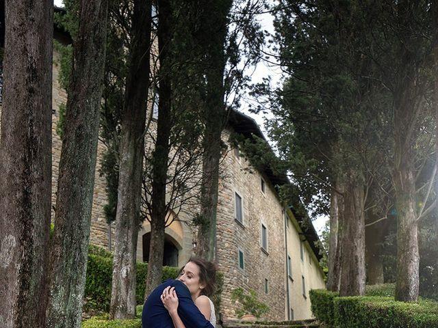 Il matrimonio di Corey e Carlotta a Barberino di Mugello, Firenze 86
