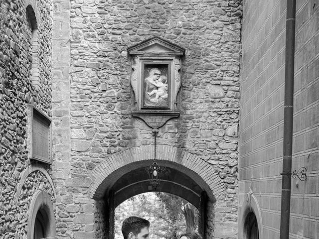 Il matrimonio di Corey e Carlotta a Barberino di Mugello, Firenze 89
